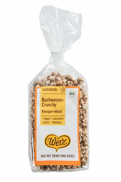 Werz Buchweizen Crunchy