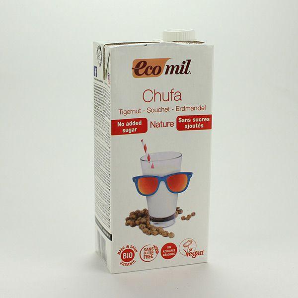 EcoMil Erdmandeldrink zuckerfrei