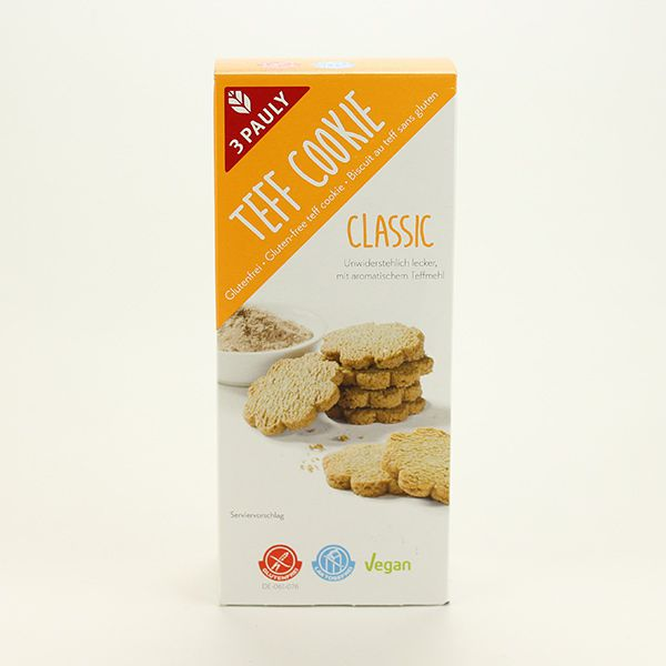 3Pauly Teff Teff Cookie classic