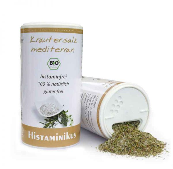 Histaminikus Kräutersalz mediterran