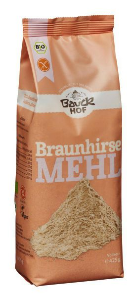 Bauckhof Braunhirsemehl