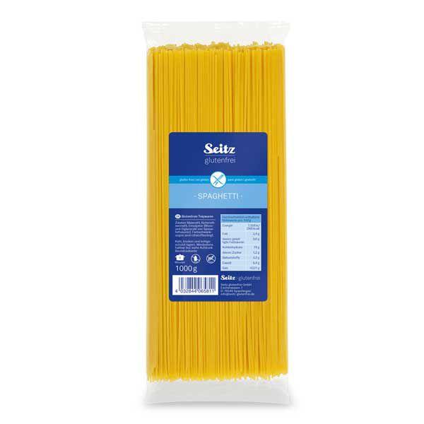 Seitz glutenfrei Spaghetti