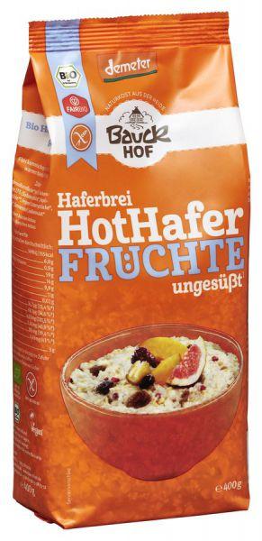 Bauckhof Hot Hafer Früchte