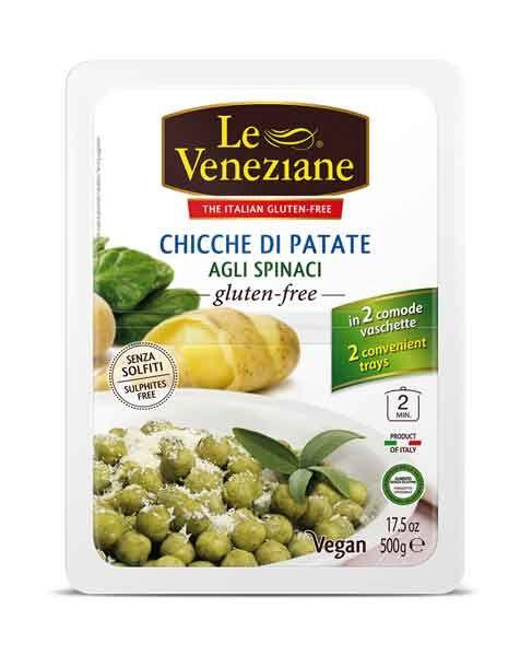 Le Veneziane Spinat-Gnocchi