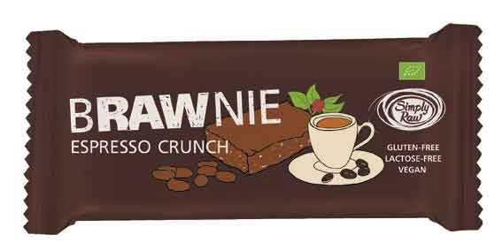 Simply Raw Brawnie Espresso Crunch
