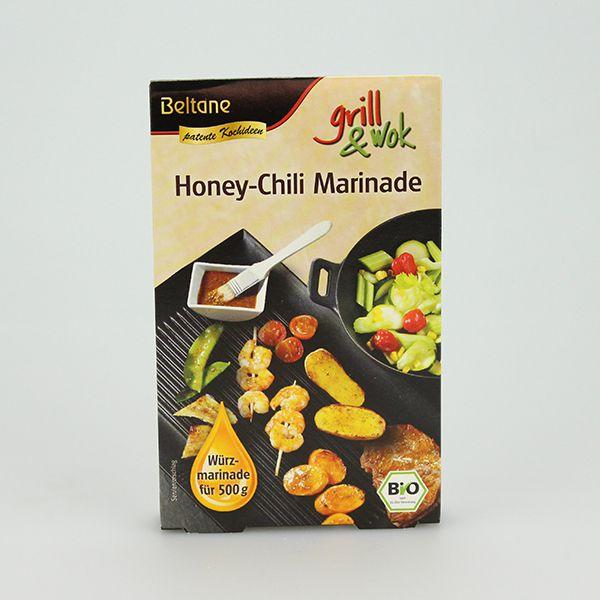 Beltane Grill & Wok Honey-Chili Marinade