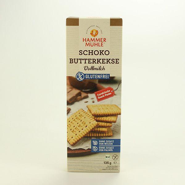 Butterkekse Glutenfrei