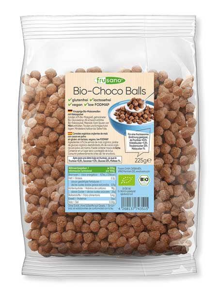 Frusano Bio-Choco Balls 225g