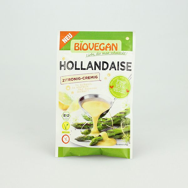 Biovegan Hollandaise