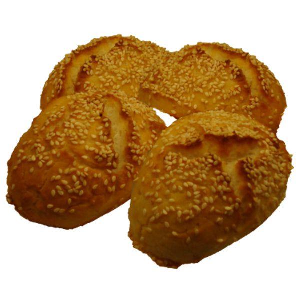 Hanneforth Sesambrötchen