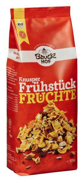 Bauckhof Knusperfrühstück Früchte