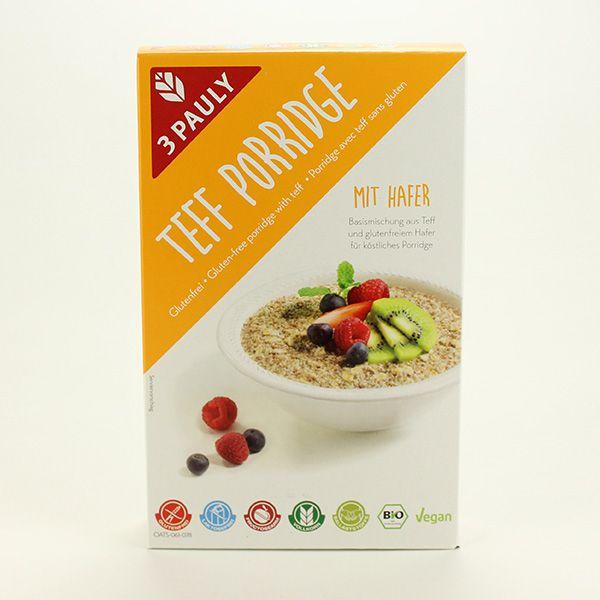 3Pauly Teff Porridge