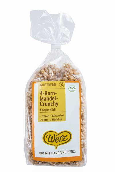Werz 4-Korn Mandel Crunchy