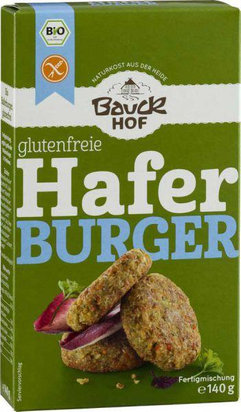 Bauckhof Hafer Burger