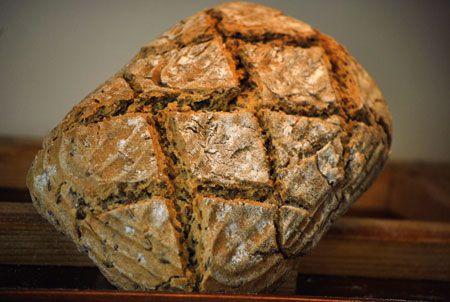 Jute Bäckerei zuckerfreies Brot Wilhelm