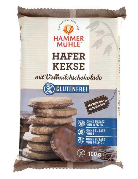 Hammermühle Hafer Kekse glutenfrei
