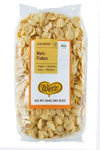 Werz Mais Flakes ungesüsst