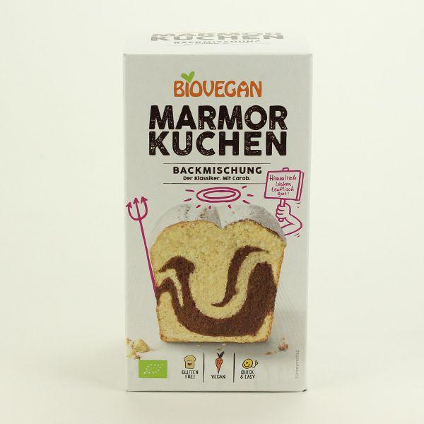 Biovegan Kuchenbackmischung Marmor