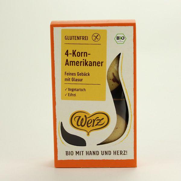 Werz 4-Korn Amerikaner