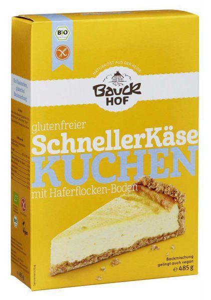 Bauckhof Schneller Käsekuchen