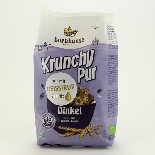 Barnhouse Krunchy Pur Dinkel