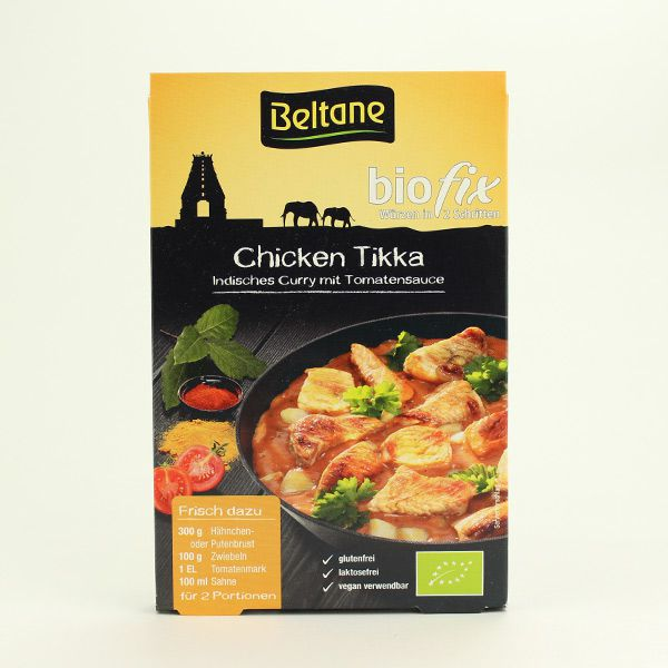 Beltane Chicken Tikka