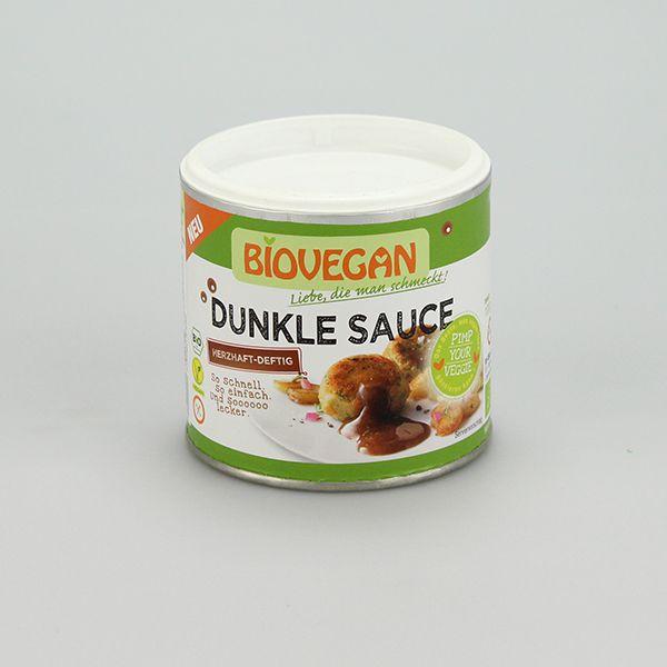 Biovegan Dunkle Sauce