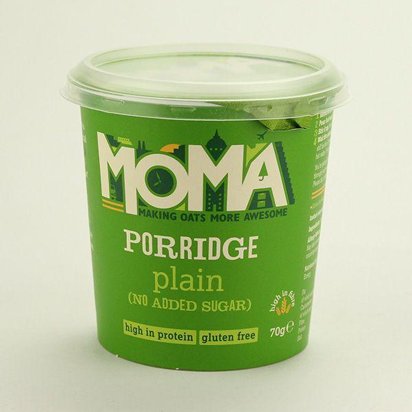 MOMA Porridge Pot Haferbrei ohne Zucker