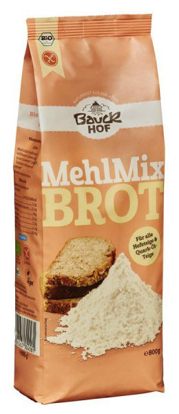 Bauckhof Mehl-Mix Brot