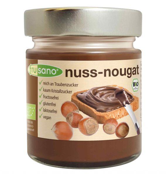 Frusano Nuss-Nougat-Creme vegan