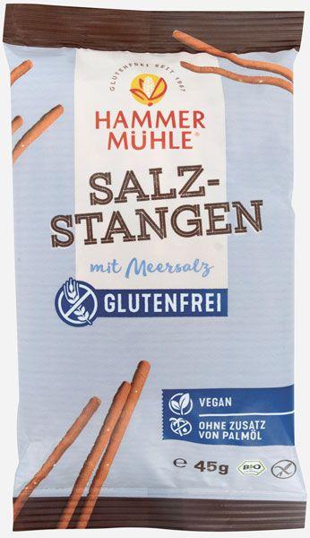 Hammermühle Salzstangen glutenfrei