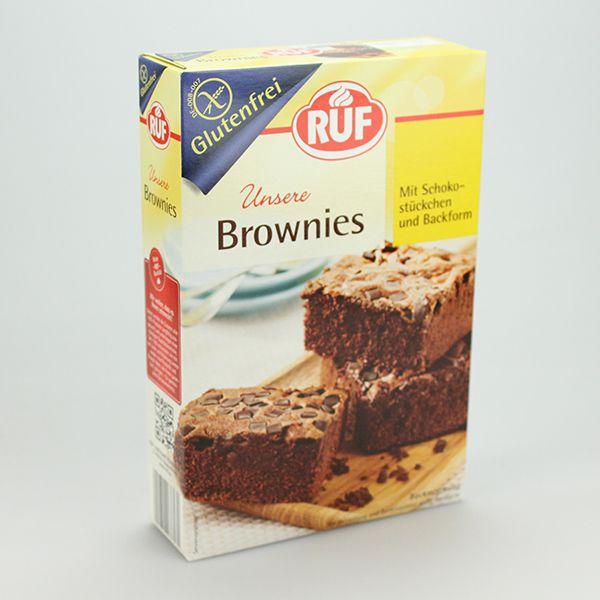 Ruf glutenfrei Brownies