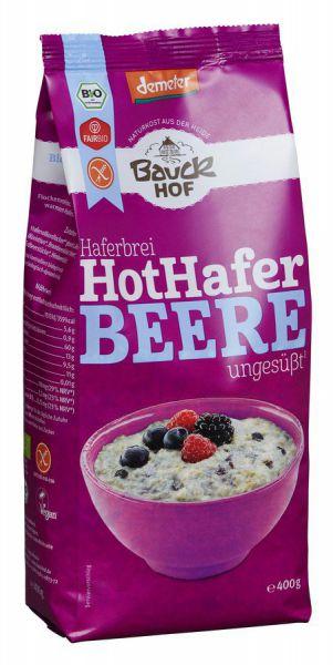 Bauckhof Hot Hafer Beere