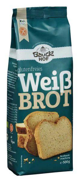 Bauckhof Brotbackmischung Weißbrot