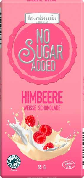 Frankonia No Added Sugar Weisse Himbeere