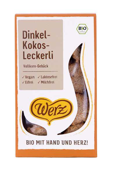 Werz Dinkel-Kokos-Leckerli