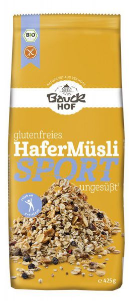 Bauckhof Hafermüsli Sport