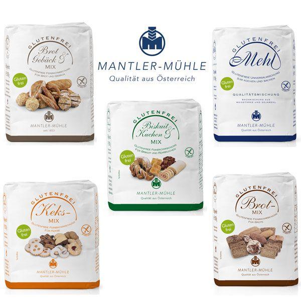 Mantler Mehl Set 5,0kg