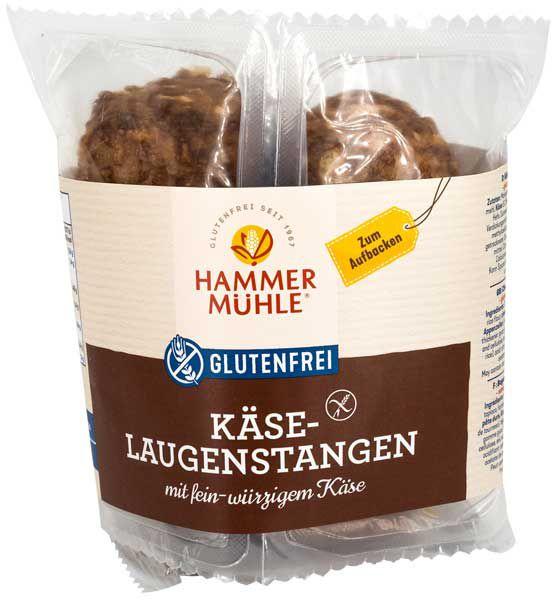 Hammermühle Käse-Laugenstangen glutenfrei