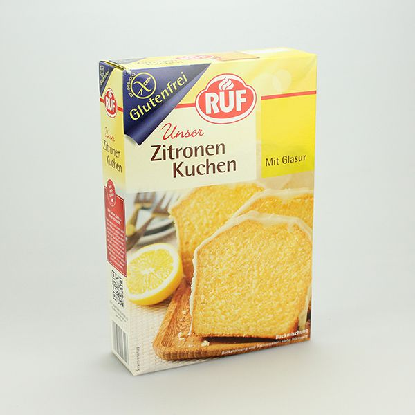 Ruf glutenfrei Zitronenkuchen