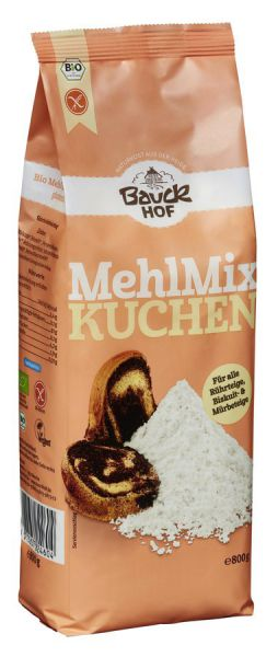 Bauckhof Mehl-Mix Kuchen