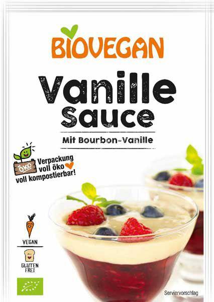 Biovegan Vanille Sauce