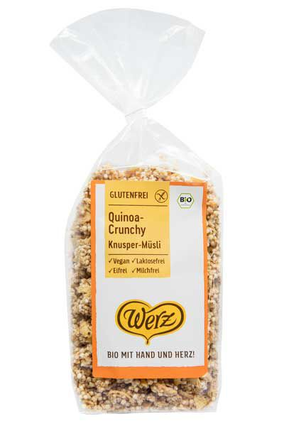 Werz Quinoa Crunchy