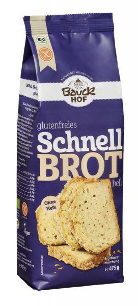 Bauckhof Schnellbrot hell