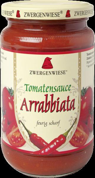 Zwergenwiese Tomatensauce Arrabbiata