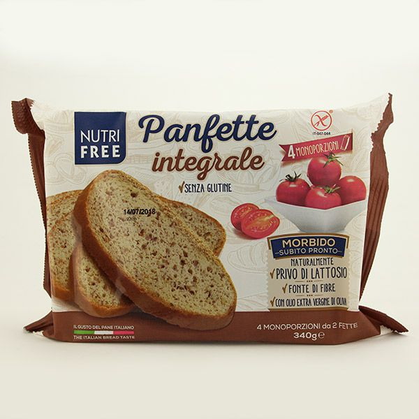 Nutri Free Panfette integrale Vollkornbrot