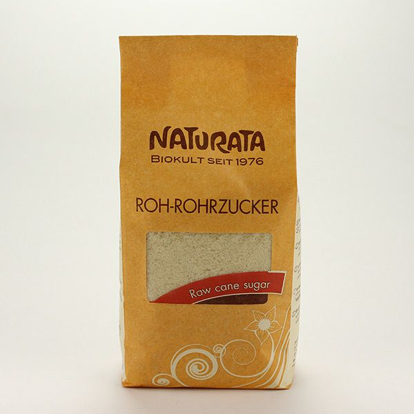 Naturata Roh-Rohrzucker