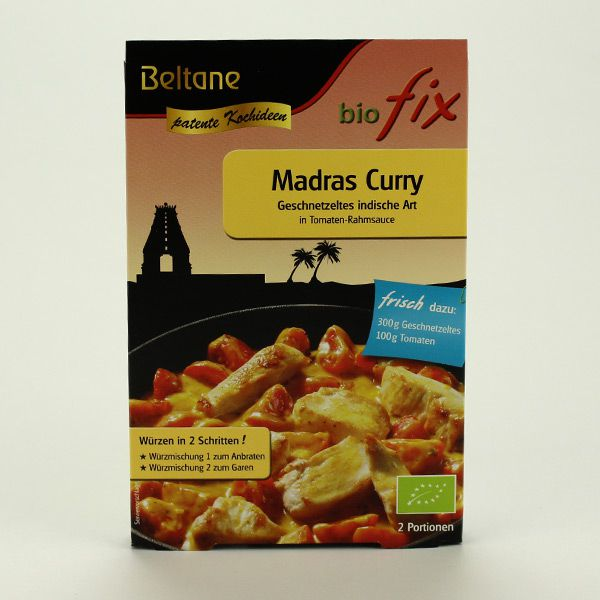Beltane Madras Curry