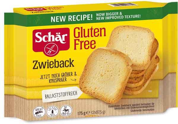 Schär Zwieback glutenfrei