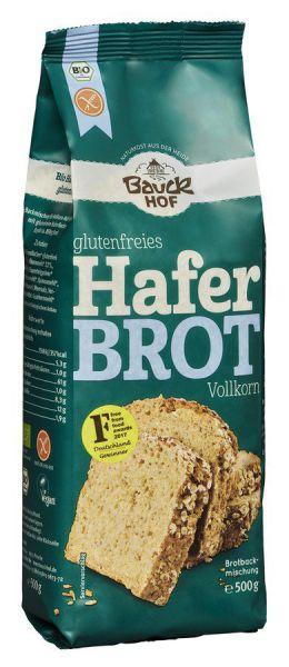 Bauckhof Haferbrot Vollkorn